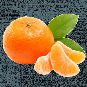Mandarina BIO natural