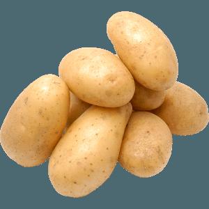 Patata blanca BIO en Madrid
